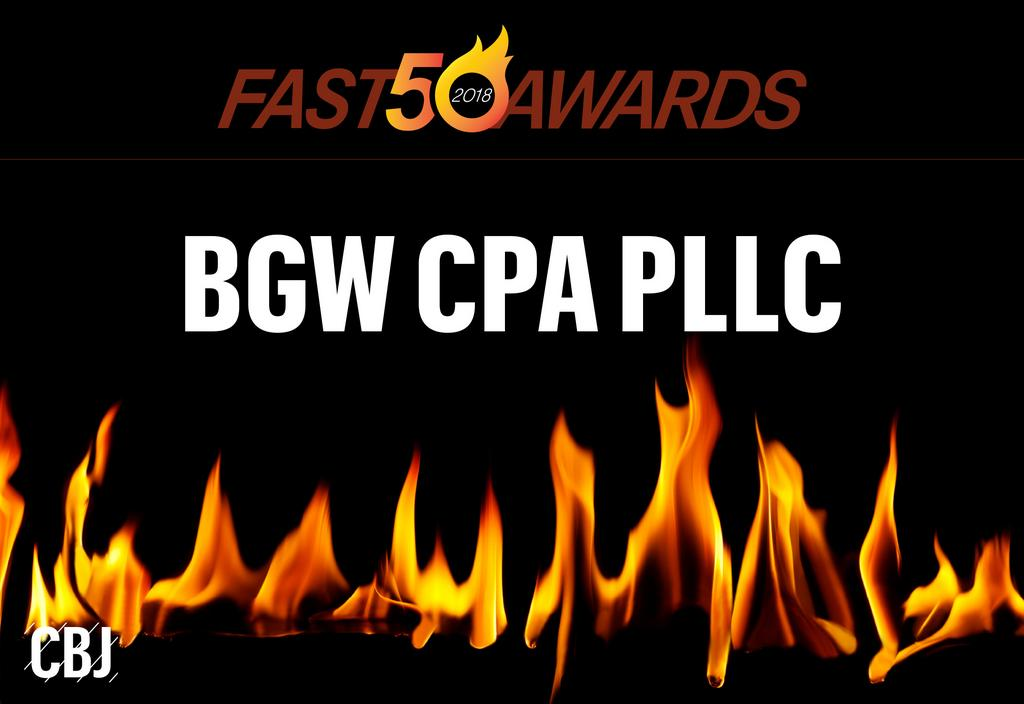 BGW is a Fast 50 Firm