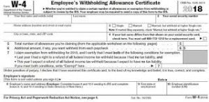 IRS Issues Interim Withholding Guidelines
