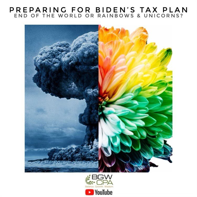 Biden's Proposed Tax Changes