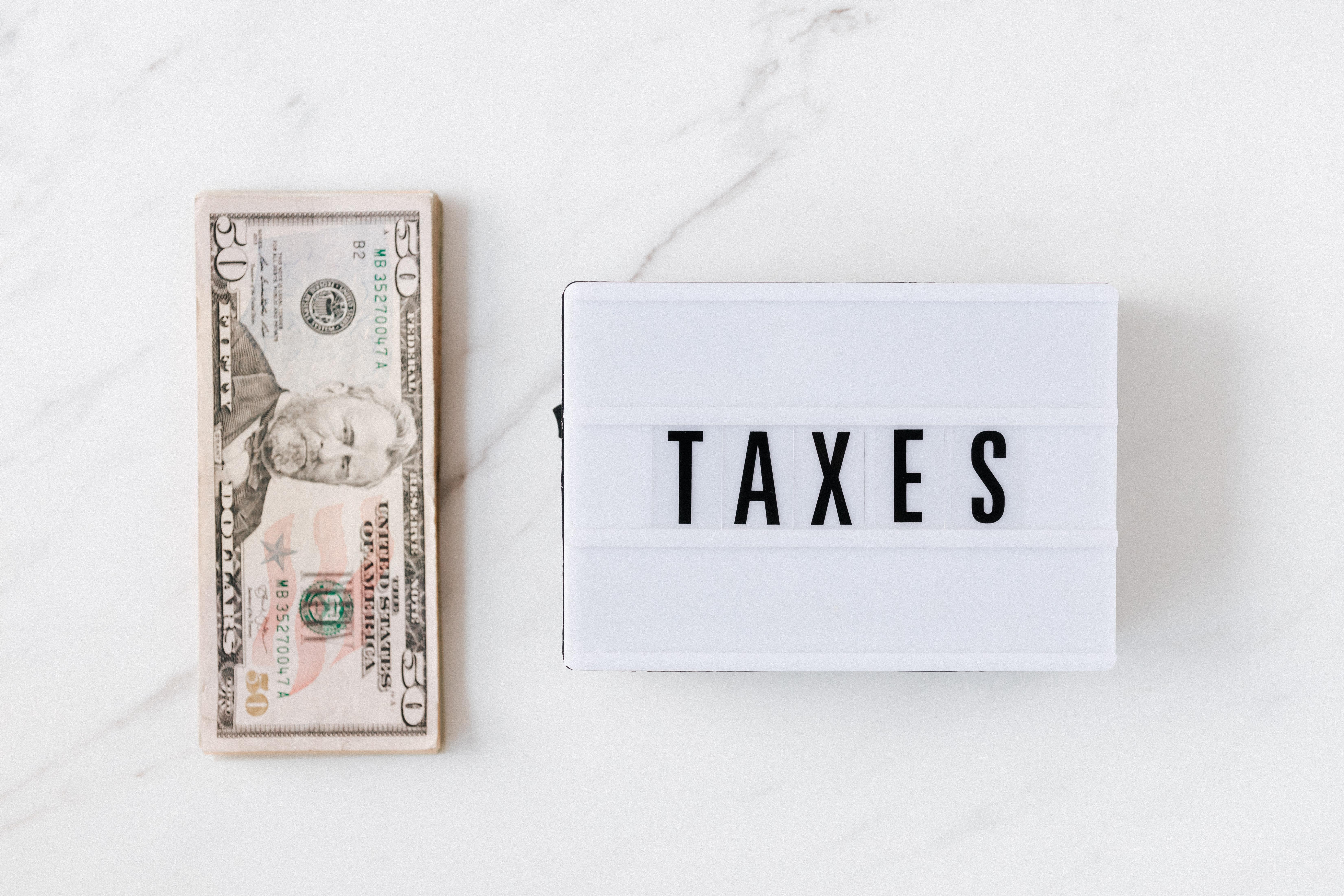 2020 Unemployment Benefits Receive Federal Tax Break