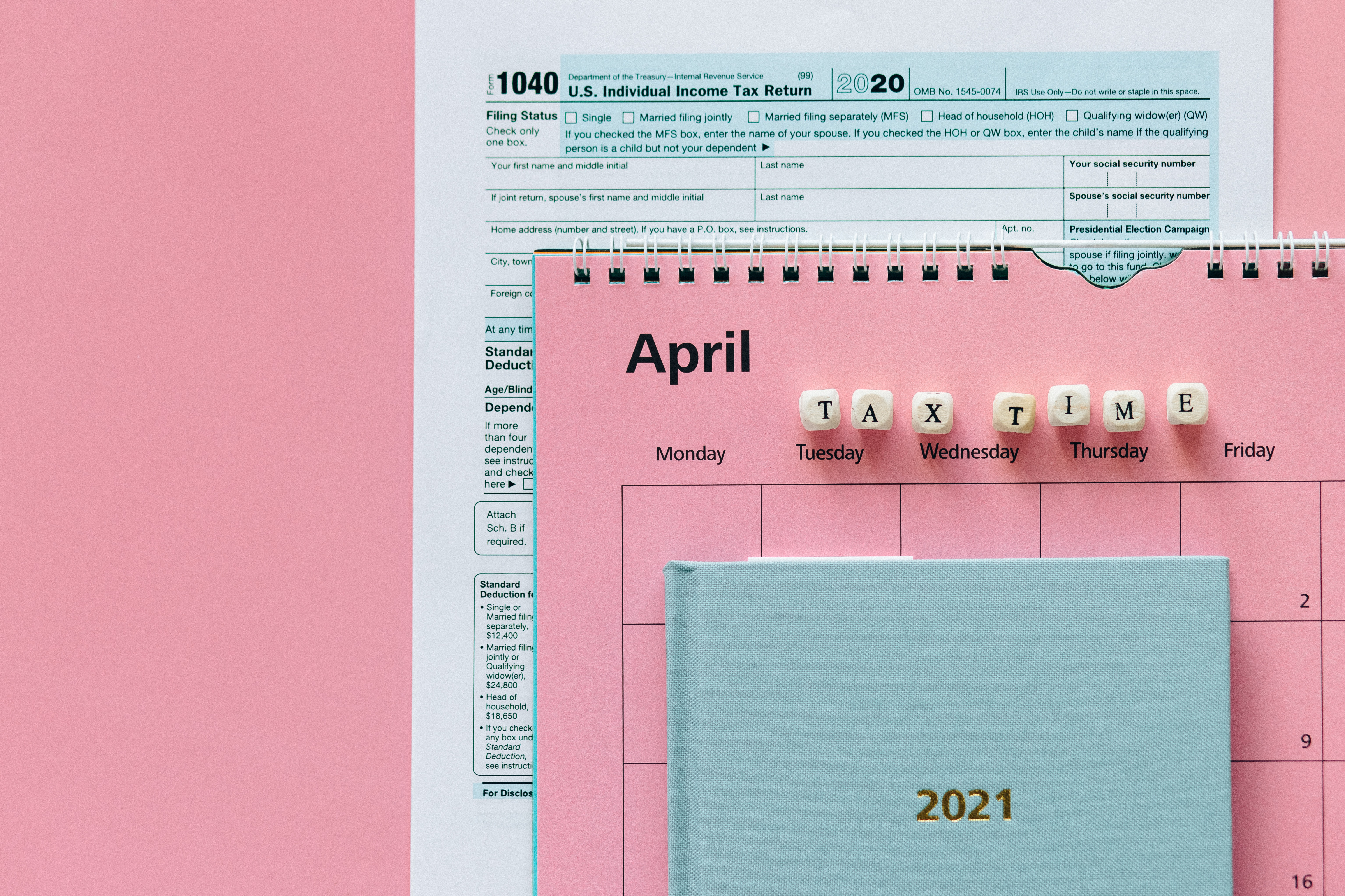 Individual Federal Tax Deadline Extended